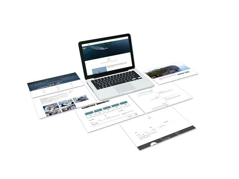 Izrada web stranice i brošure